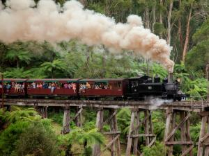 6D BEST OF MELBOURNE & PUFFING BILLY